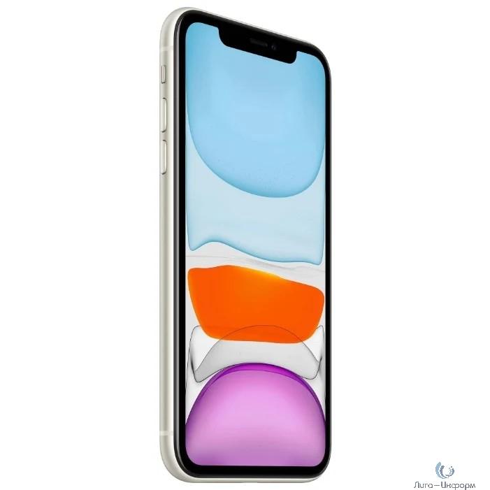 Apple iPhone 11 64GB White [MWLU2RU/A] (2019)