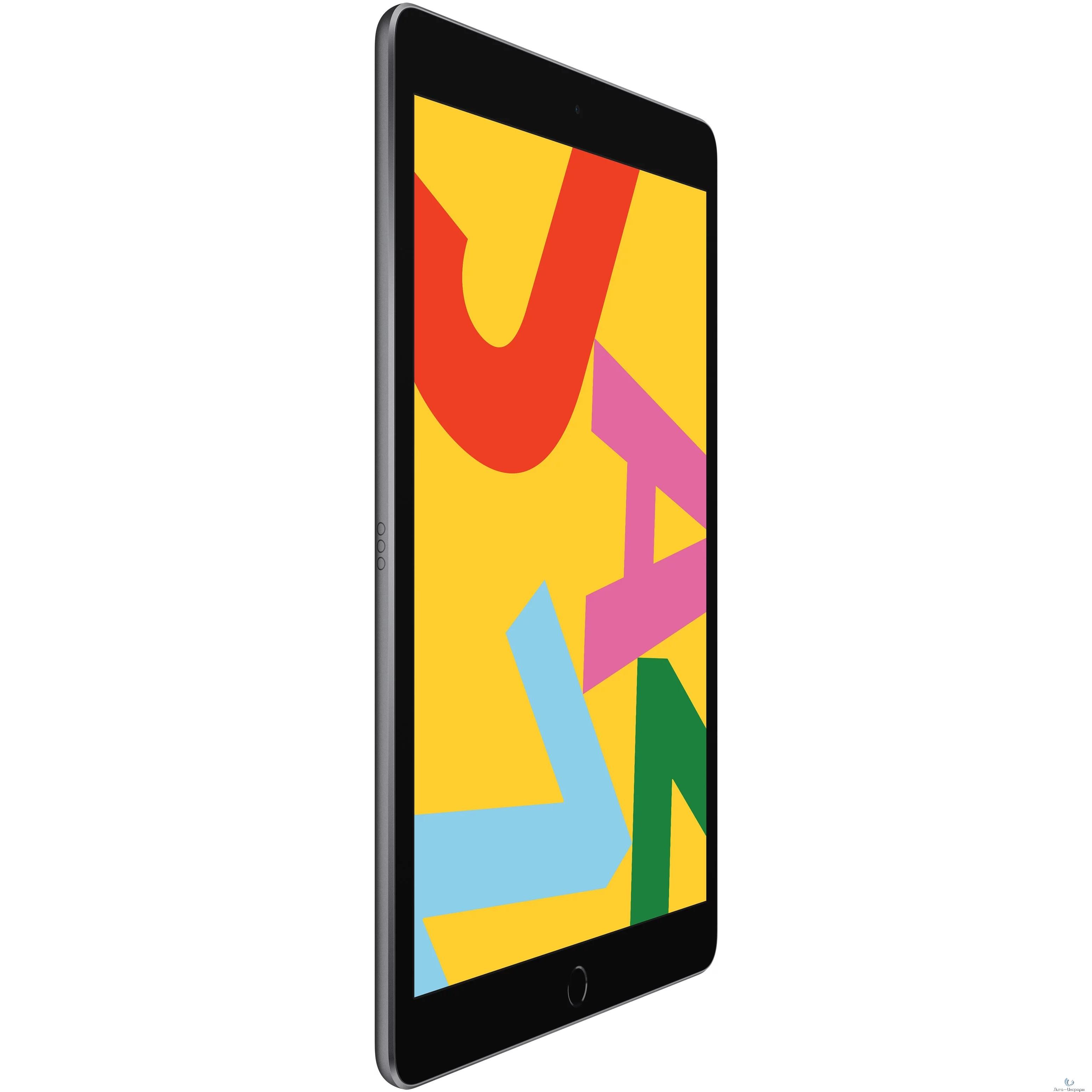 Apple iPad 10.2-inch Wi-Fi 32GB - Space Grey [MW742RU/A] (2019)