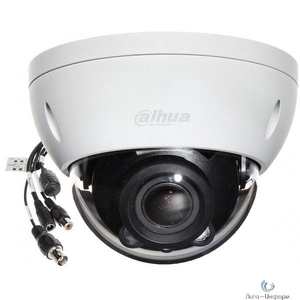 DAHUA DH-HAC-HDBW2501RP-Z Камера видеонаблюдения 2.7 - 13.5 мм,  белый