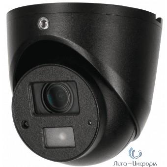 DAHUA DH-HAC-HDW1220GP-0360B Камера видеонаблюдения 1080p,  3.6 мм,  черный
