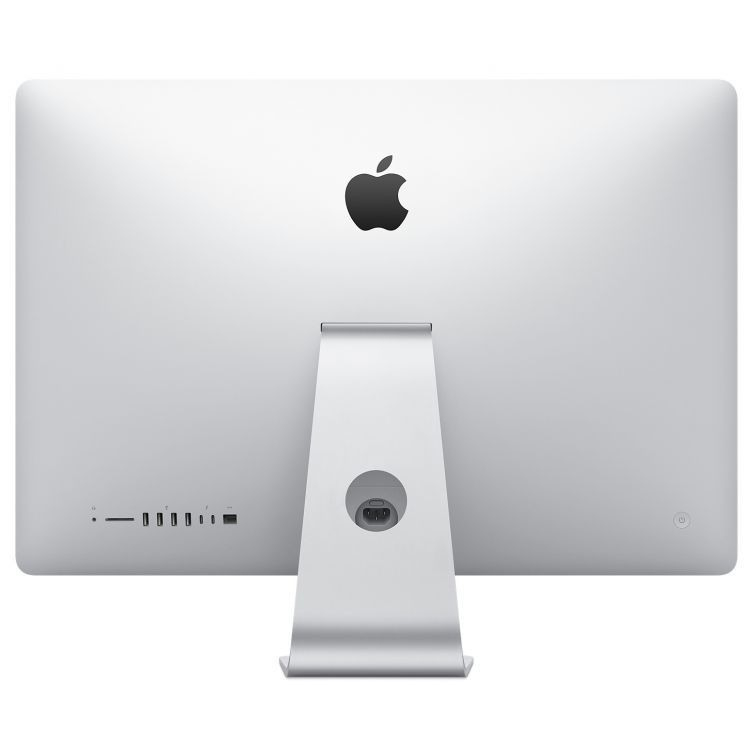 "Apple iMac [Z0VR001WK, Z0VR/<wbr>10] Silver 27"" Retina 5K (5180x2880) i5 3.1GHz (TB 4.3GHz) 6-core 8th-gen/<wbr>16GB/<wbr>512GB SSD/<wbr>RadeonPro575X 4GB (2019)"