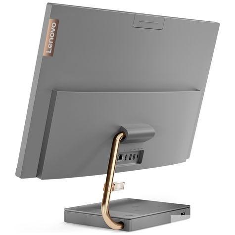 """Lenovo IdeaCentre A540-27ICB[F0EK0012RK] grey 27"""" WQHD i7-9700T/<wbr>8Gb/<wbr>1Tb+256Gb SSD/<wbr>W10/<wbr>k+m"""