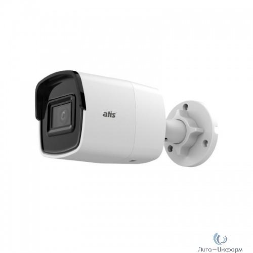 ATIS ANH-B12-2.8-PRO Уличная цилиндрическая IP-камера ATIS ANH-B12-2.8-PRO с подсветкой до 30м, 2Мп, 1080р