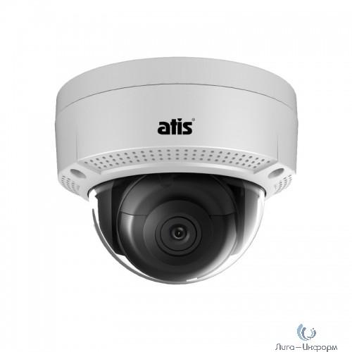 ATIS ANH-D12-2.8-Pro Уличная купольная IP-камера ATIS ANH-D12-2.8-Pro с подсветкой до 30м, 2Мп, 1080р