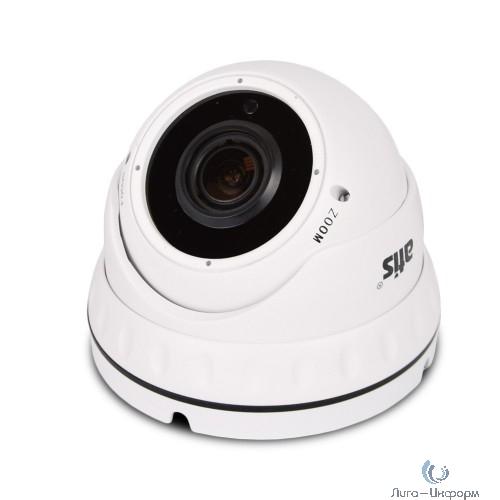 ATIS AMVD-1MVFIR-30W/2.8-12 Видеокамера AMVD-1MVFIR-30W/2.8-12 цветная купольная для видеонаблюдения