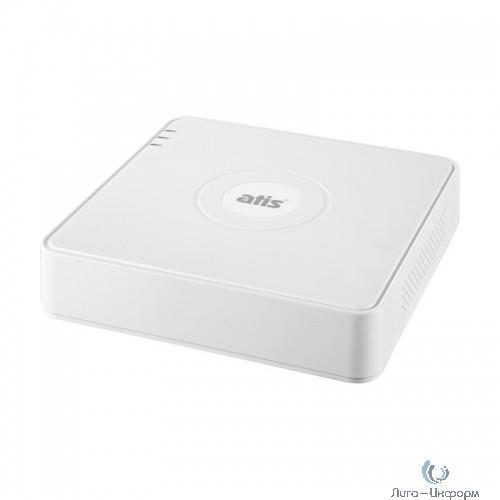 ATIS AH-NVR7104P Видеорегистратор ATIS AH-NVR7104P, 4-канальный
