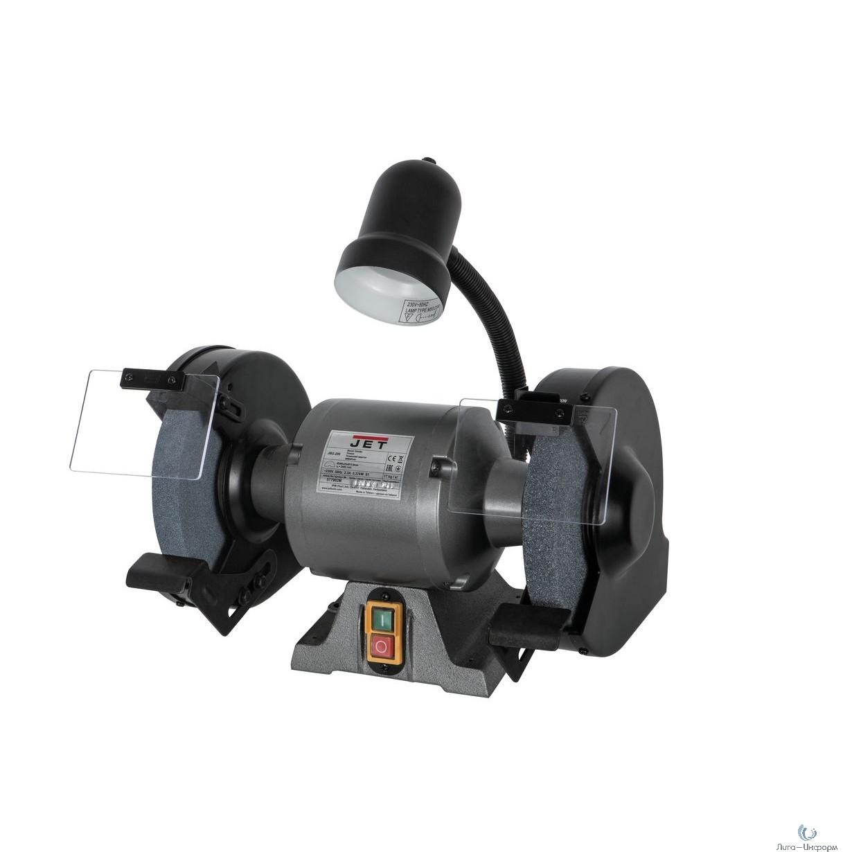 JET JBG-200 Точило [577902M] { 200х20х15.8 мм, 230 В }