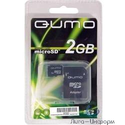 Micro SecureDigital 2Gb QUMO QM2GMICSD
