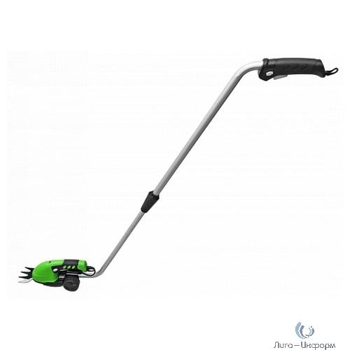 Greenworks Greenworks 3,6V аккумуляторные садовые ножницы с встроенным аккумулятором 2 Ah и телескопической ручкой} [1600207]