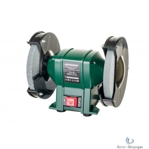 FAVOURITE BG 200/450 Точильный станок [ BG 200/450 ] { 450Вт, ф200мм, 2950об/мин }