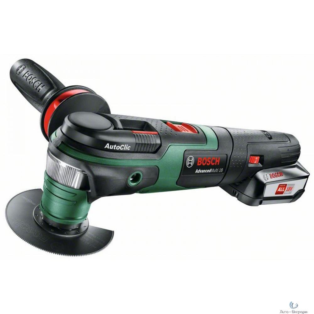 Bosch AdvancedMulti 18 Многофункциональный инструмент [0603104021]