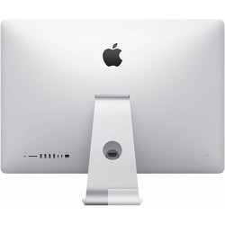 "Apple iMac [Z0VQ0013A, Z0VQ/<wbr>7] Silver 27"" Retina 5K  i5 3.0GHz (TB 4.1GHz) 6-core 8th-gen/<wbr>16GB/<wbr>256GB SSD/<wbr>Radeon Pro 570X 4GB (2019)"