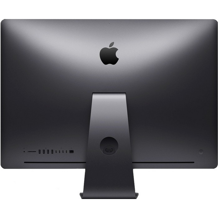 """Apple iMac Pro (Z0UR001WR, Z0UR/<wbr>57) Space Gray 27"""" Retina 5K Xeon W 3.0GHz (TB 4.5GHz) 10-core/<wbr>128GB/<wbr>2TB SSD/<wbr>Radeon Pro Vega 64 with 16GB"""