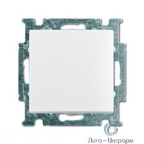 ABB 1012-0-2139 Выключатель с клавишей, 1 полюс, альпийский белый