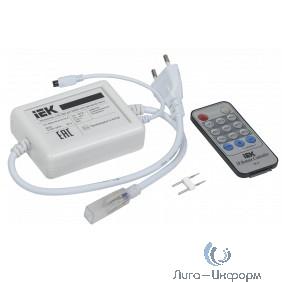 IEK LSC1-MONO-360-IR-20-220-B Контроллер с ПДУ ИК MONO 1 канал 220В 3А 360Вт