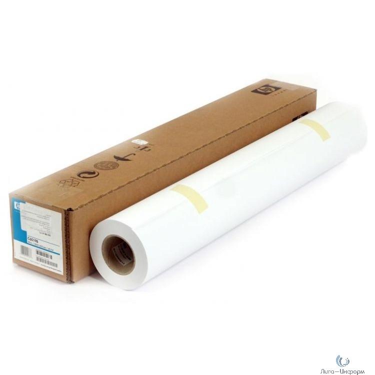 C6030C Бумага HP сверхплотная с покрытием 130 гр/м2 - 914 мм x 30,5 м