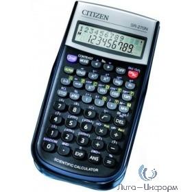 Инженерный калькулятор Citizen SR-270N