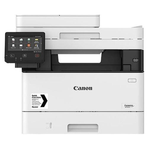 Canon i-SENSYS MF449x (3514C038/<wbr>3514C060) МФУ, лазер. , А4, 1200x1200 dpi, 38 стр/<wbr>мин, 1024 МБ, Wi-Fi, Ethernet (RJ-45), USB