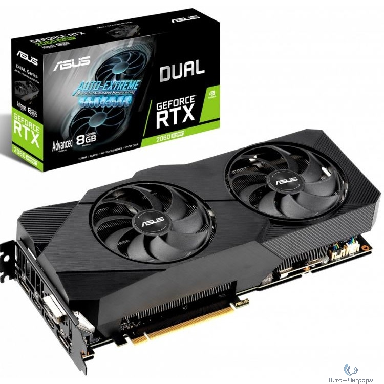 ASUS DUAL-RTX2060S-A8G-EVO RTL