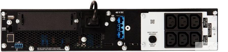 APC Smart-UPS SRT SRT1500RMXLI