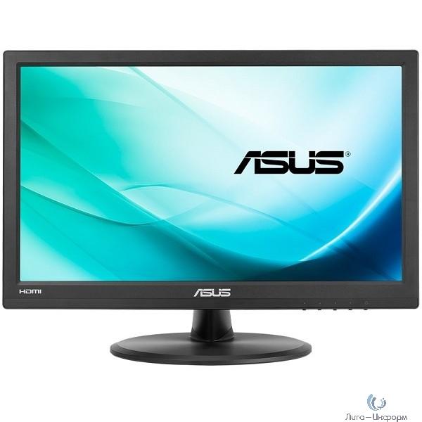 "ASUS LCD 15.6"" VT168H черный {LED 16:9 1366x768 10ms 200cd 50M:1 90/65 D-SUB HDMI VESA} [90LM02G1-B02170]"