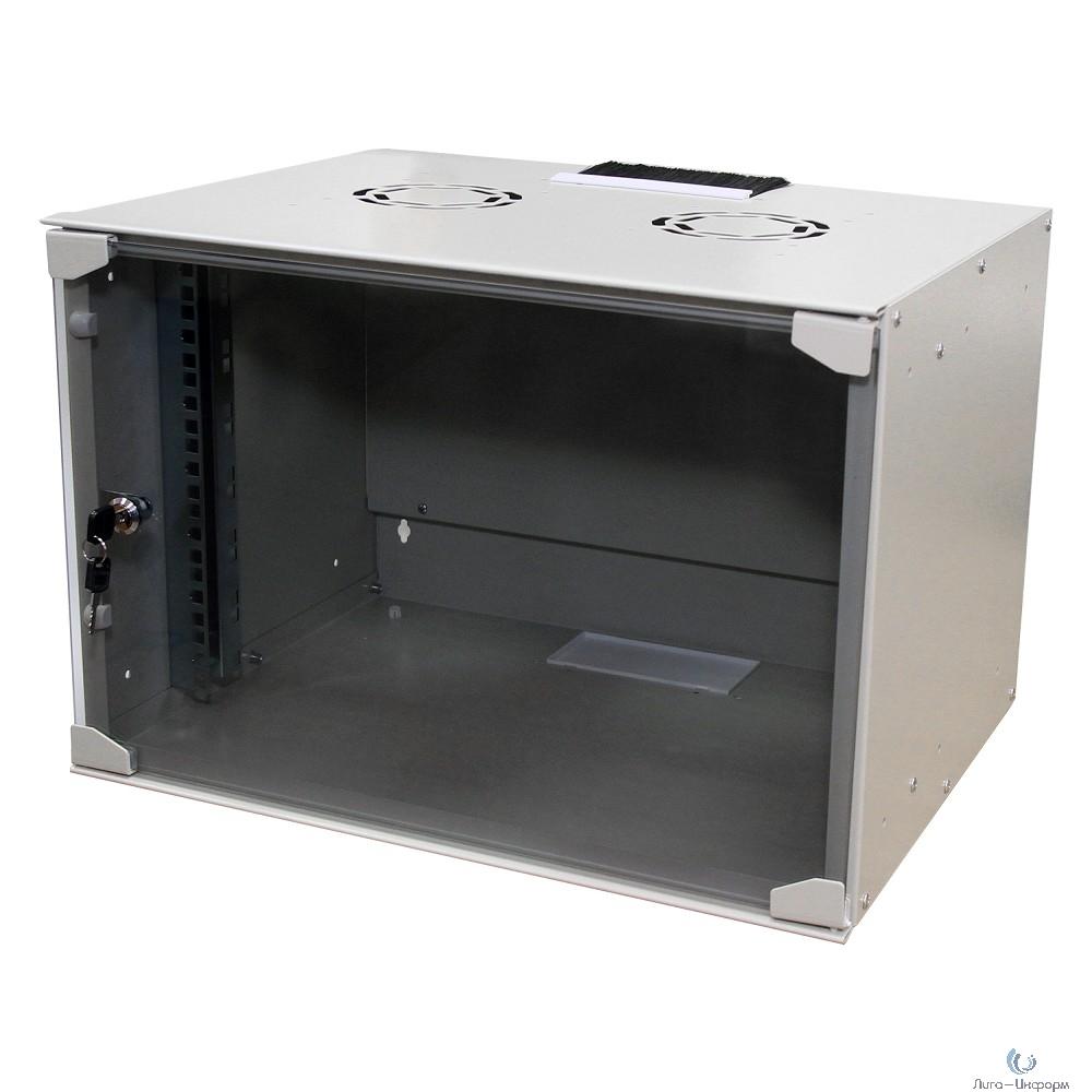 5bites AT5406G/TC5402-06G Шкаф телекоммуникационный 6U / 520*400 / WALL / GREY