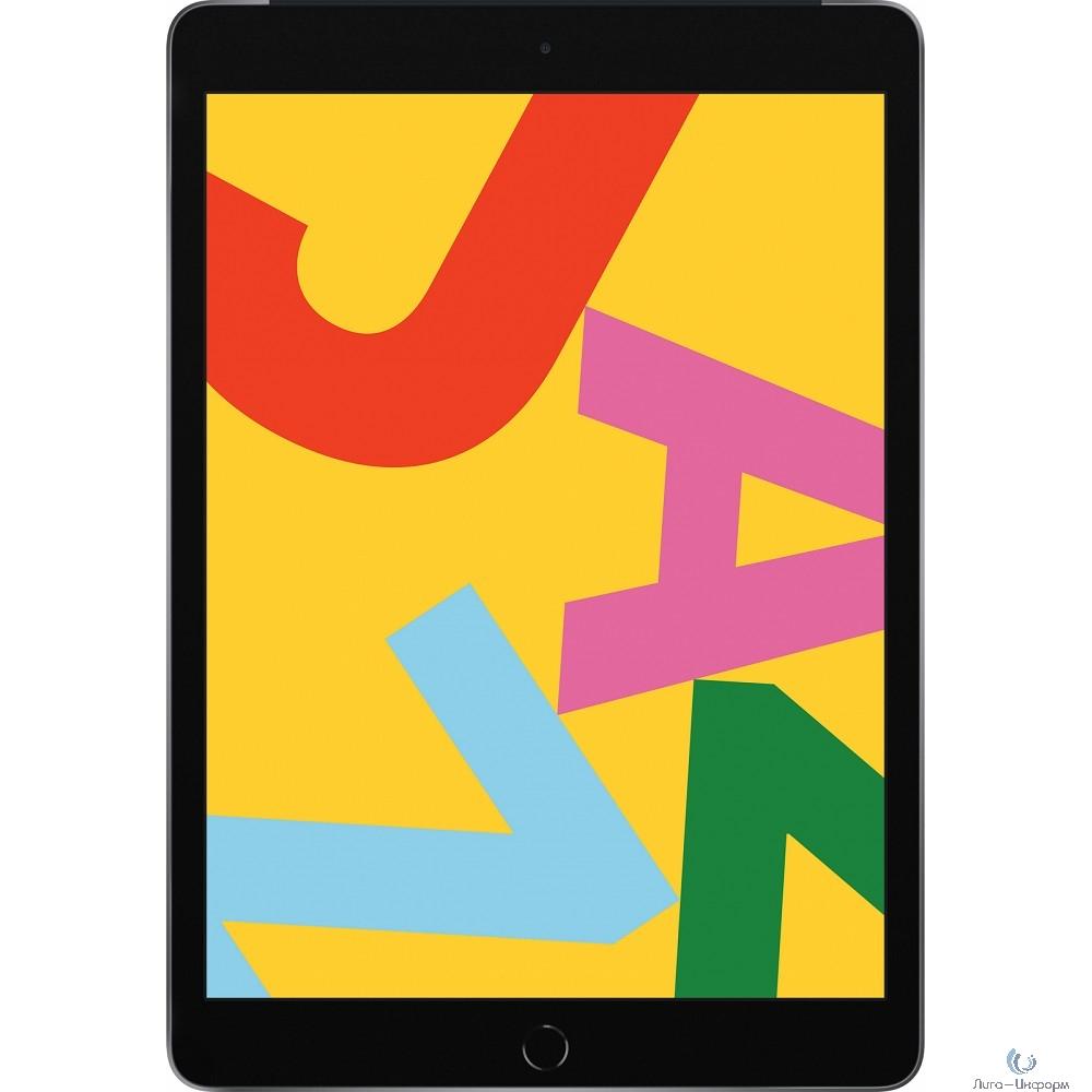 Apple iPad 10.2-inch Wi-Fi + Cellular 128GB - Space Grey [MW6E2RU/A] (2019)
