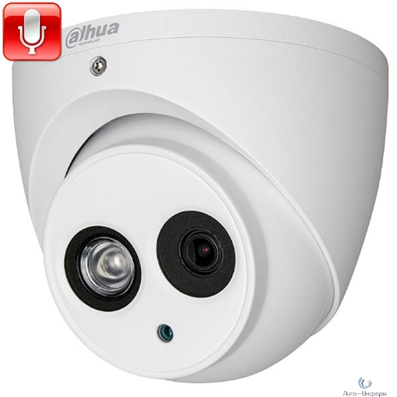 DAHUA DH-HAC-HDW1400EMP-A-0360B Камера видеонаблюдения