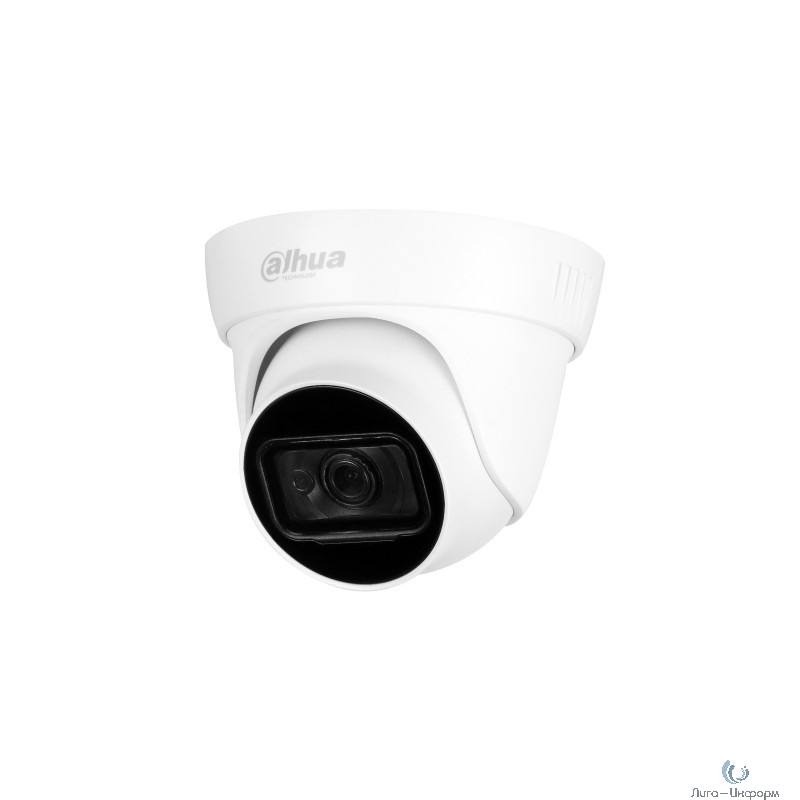 DAHUA DH-HAC-HDW1230TLP-A-0280B Камера видеонаблюдения