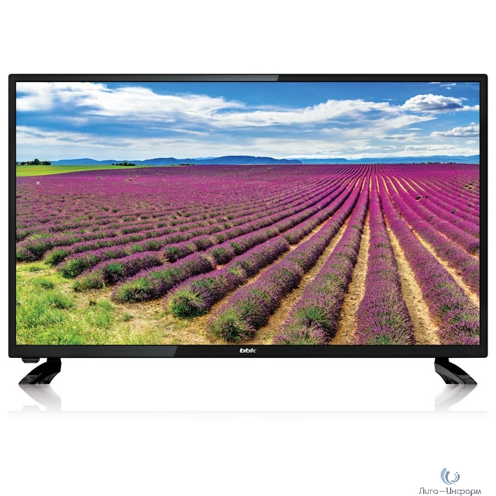"BBK 32"" 32LEM-1078/T2C черный/HD READY/50Hz/DVB-T2/DVB-C/USB (RUS)"