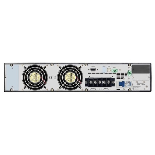 APC Easy-UPS SRV6KRIRK 6000Вт 6000ВА черный