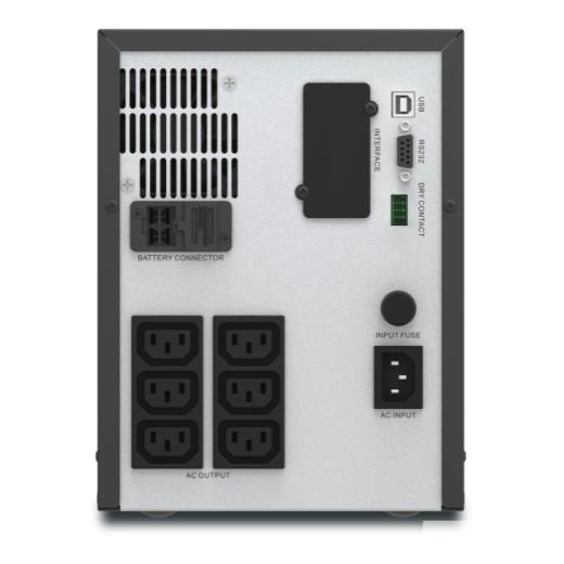 Источник бесперебойного питания APC Easy-UPS SMV2000CAI 1400Вт 2000ВА