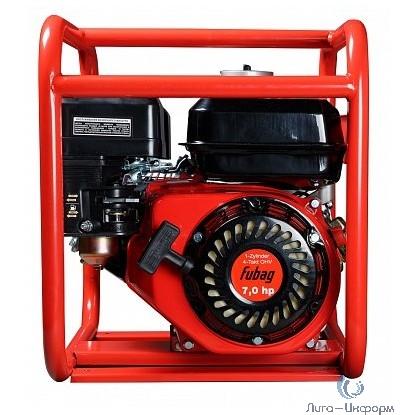 FUBAG Мотопомпа бензиновая для чистой воды PG 1000 (1000л/мин_28м) [838751]