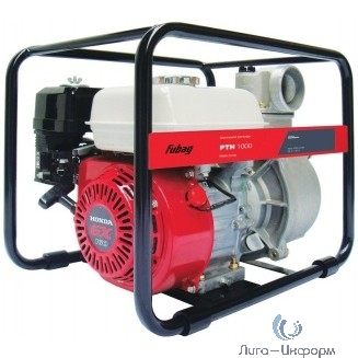FUBAG Мотопомпа для чистой  воды PTH 1000  (1000  л/мин_28м) [838215]