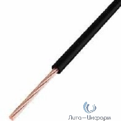 REXANT 01-6526 Провод ПГВА REXANT 1х1. 00 мм, черный, бухта 100 м
