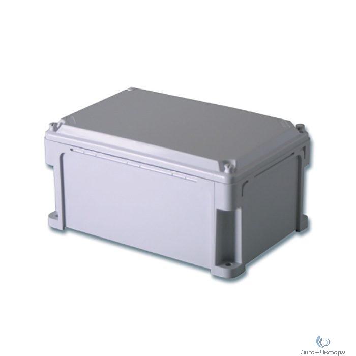 Dkc 531210 Корпус IP67 300х150х146 H крышки=21 пластиковый с выбивным фланцем непрозрачная крышка