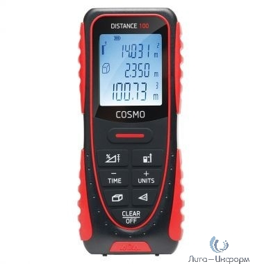 ADA Cosmo 100 Дальномер лазерный с функцией уклономера с поверкой [А00522]
