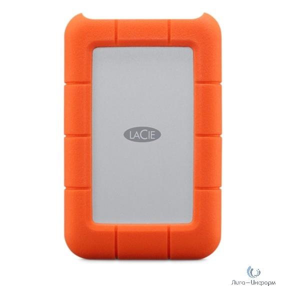 "Lacie Original USB 3.0 4Tb LAC9000633 Rugged Mini 2.5"" оранжевый"
