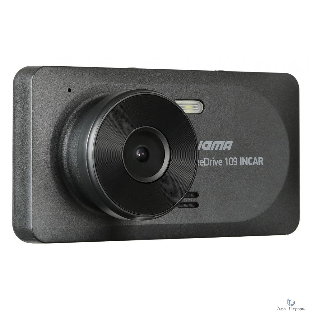 Видеорегистратор Digma FreeDrive 109 INCAR черный 1Mpix 1080x1920 1080p 150гр. JL5601 [1117487]