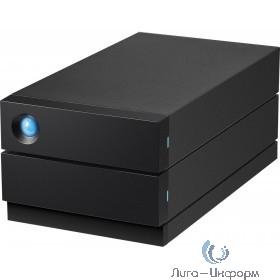 """LaCie STHJ8000800 8TB 2big RAID USB 3.1 TYPE C 3.5"""" 7200RPM Black"""
