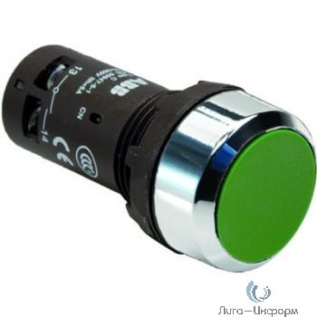 ABB 1SFA619100R3012 Кнопка CP1-30G-10 зеленая без фиксации 1HO