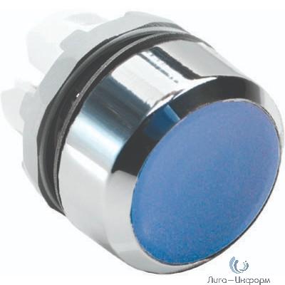 ABB 1SFA611100R2004 Кнопка MP1-20L синяя (только корпус) без подсветки без фиксации