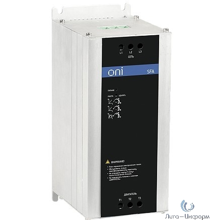 IEK SFA-33-18B-IP20 Устройство плавного пуска SFA 18,5 kW 380В 3Ф 37A ONI