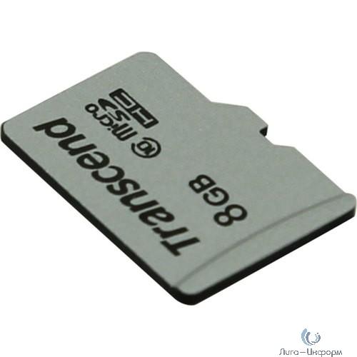 Micro SecureDigital 8Gb Transcend TS8GUSD300S {MicroSDHC Class 10 UHS-I}