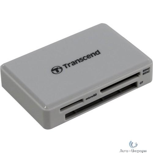 Считыватель карты памяти Transcend USB3.0 All-in-1 Multi Card Reader