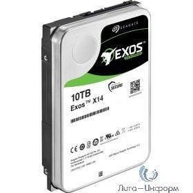 """10TB Seagate Exos X14 (ST10000NM0478) {SATA 6Gb/s, 7200 rpm, 256mb buffer, 3.5""""}"""