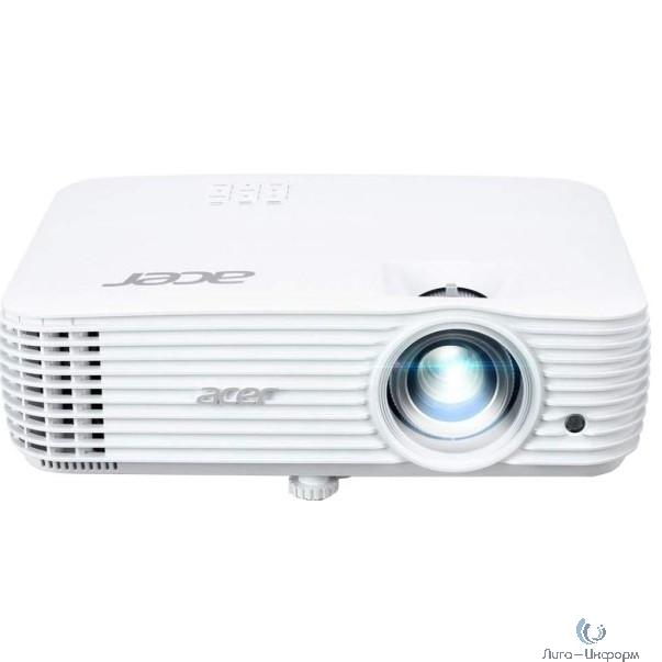 Acer P1655 [MR.JRE11.001] (DLP 3D, WUXGA, 4000Lm, 10000/1, 2xHDMI, Bag, 3.7kg,EURO)