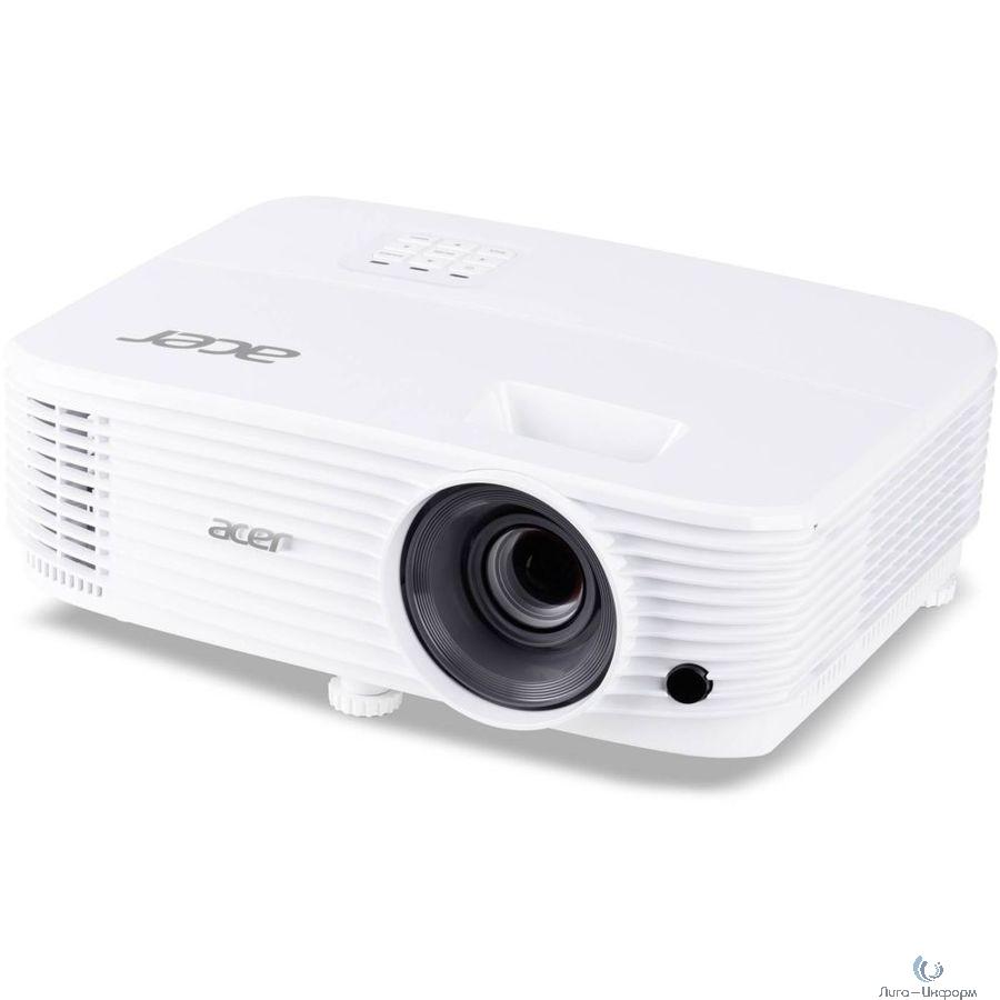Acer P1355W [MR.JSK11.001] (DLP 3D, WXGA, 4000Lm, 20000/1, 2xHDMI, Bag, 2.25kg,EURO)