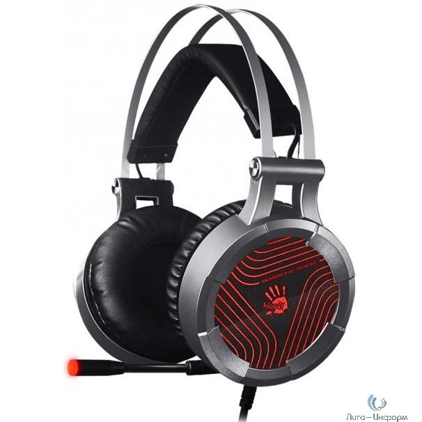 A4 G530 черный/серый 1.8м мониторы оголовье
