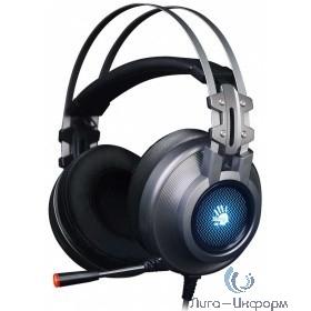 A4 Bloody G525 серый 2м мониторы оголовье